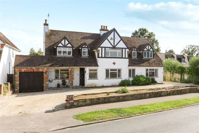 Thumbnail Detached house for sale in Moffats Lane, Brookmans Park, Hatfield, Hertfordshire