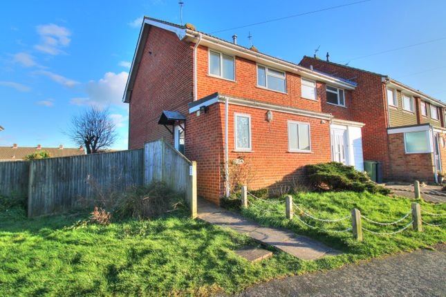 3 bed semi-detached house for sale in Percival Road, Eastbourne BN22