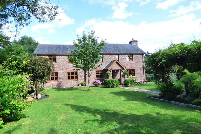 4 bed detached house for sale in Rossilyn, Church Lane, Alvington, Lydney