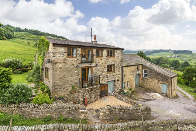 Thumbnail Detached house for sale in Oldfield Lane, Haworth, Keighley, West Yorkshire