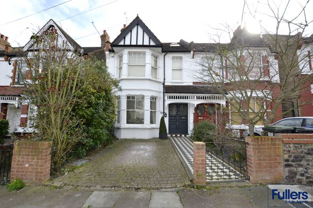 Thumbnail Semi-detached house for sale in Radcliffe Road, Winchmore Hill