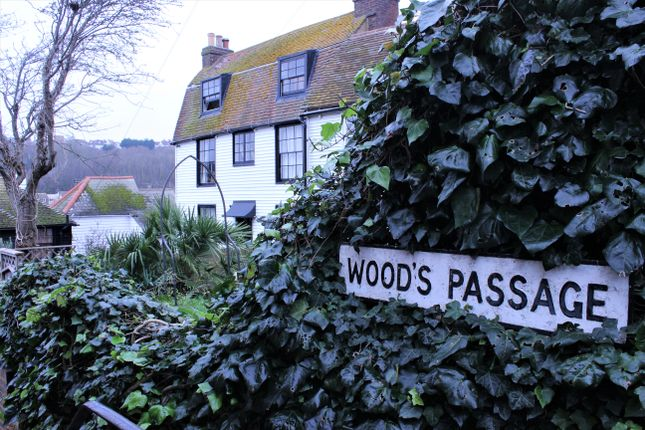 Thumbnail Semi-detached house for sale in Woods Passage, Hastings