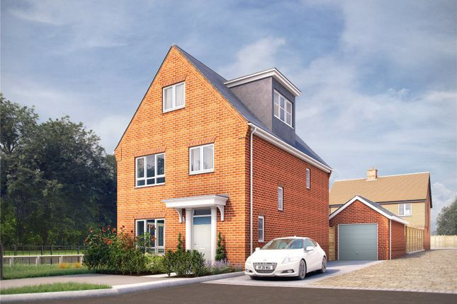 Thumbnail Detached house for sale in Newbridge, Pembers Hill Park, Mortimers Lane, Fair Oak