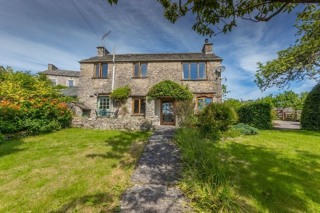 Thumbnail Detached house for sale in Plum Tree Cottage, The Row, Lyth Valley