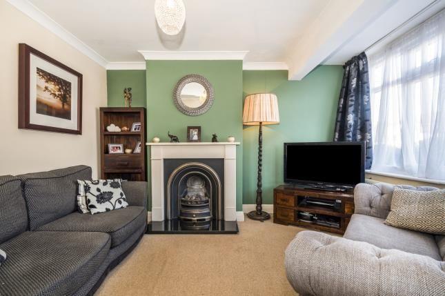 Living Room of Prices Lane, Reigate, Surrey RH2
