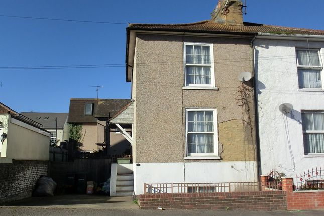 Thumbnail Semi-detached house to rent in Augustine Road, Gravesend