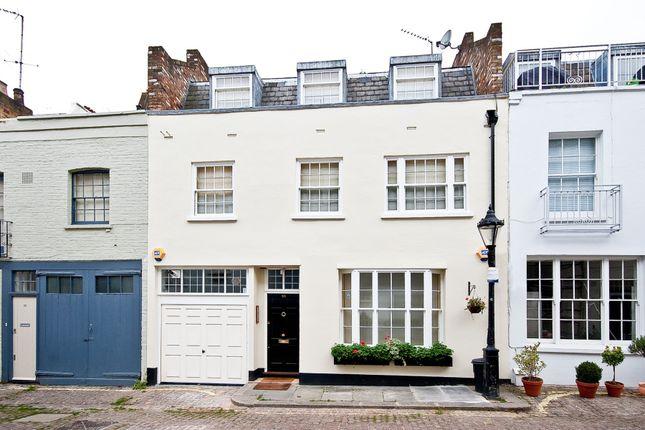Thumbnail Mews house to rent in Ennismore Mews, London