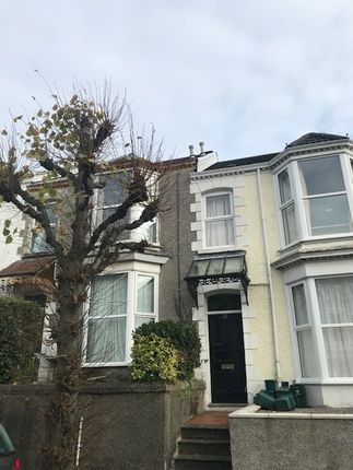 Thumbnail Terraced house to rent in Pantyrgwydr Road, Uplands, Swansea