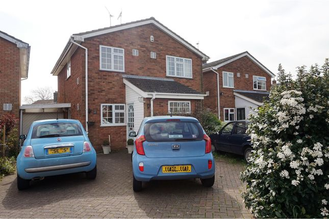 Thumbnail Detached house for sale in Claydown Way, Luton