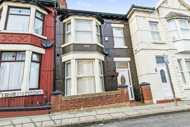 Terraced house for sale in Thurston Road, Liverpool, Merseyside