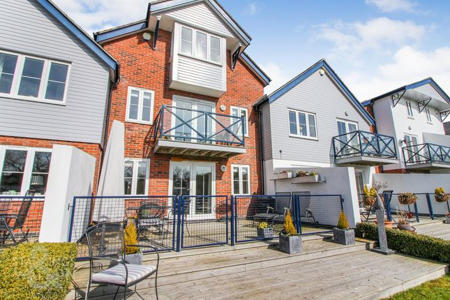 Thumbnail Town house for sale in Wherry Close, Chedgrave, Norwich