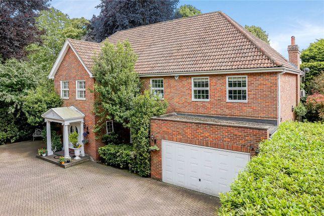 Thumbnail Detached house for sale in Autumn Walk, Maidenhead, Berkshire