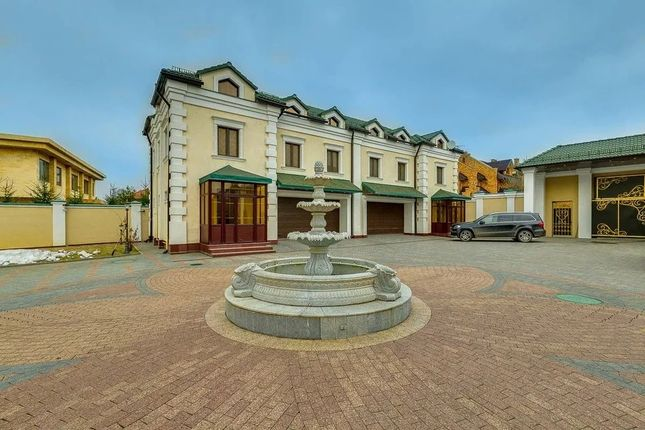 Thumbnail Detached house for sale in Rublevka, Moscow, Russian Federation