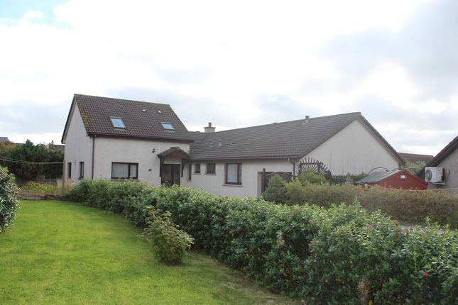 Thumbnail Detached house for sale in Scapa Crescent, Kirkwall, Orkney