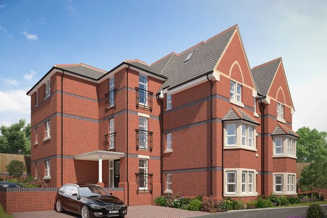 Thumbnail Flat for sale in Priory Road, High Wycombe