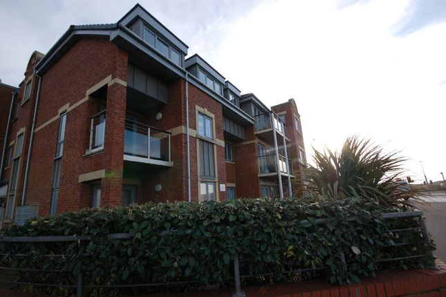 Thumbnail Flat to rent in 6 The Sands, Marple Close, New South Promenade