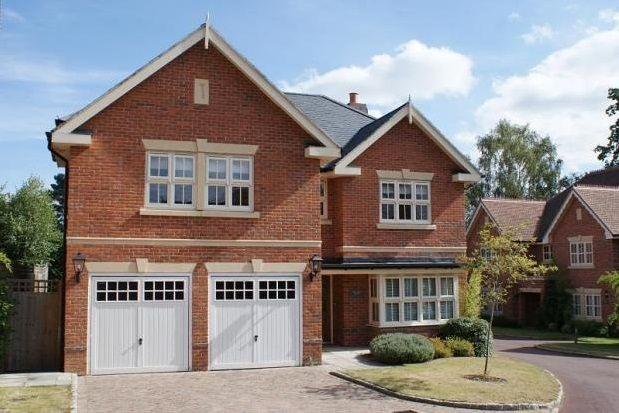 Thumbnail Property to rent in Woodham Gate, Woking