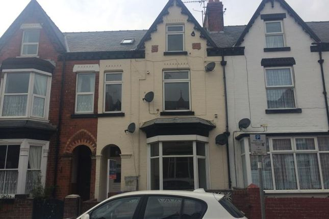 Thumbnail Flat to rent in St Georges Avenue, Bridlington, North Humberside