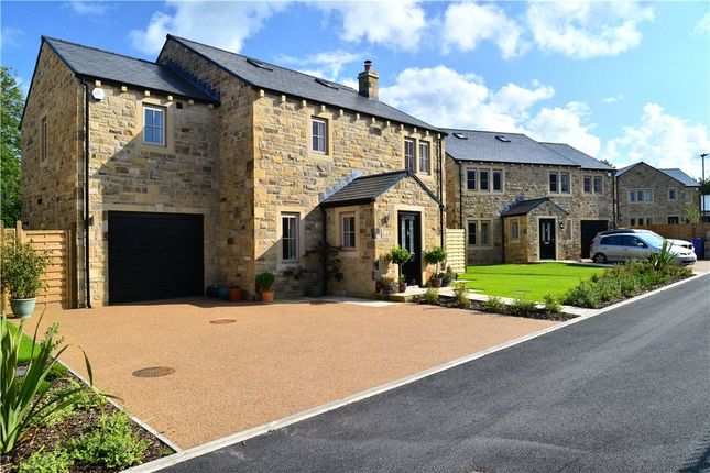 Thumbnail Detached house for sale in Higher Raikes Drive (Plot 9), Skipton, North Yorkshire