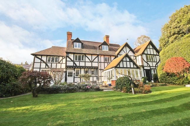 Thumbnail Detached house for sale in Bank, Lyndhurst