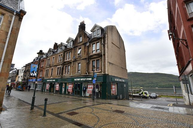 Thumbnail Flat for sale in 75 - 83 High Street, Fort William