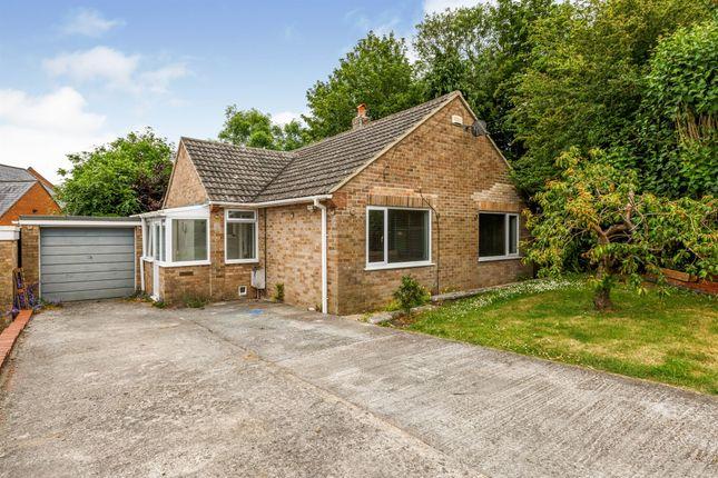 Thumbnail Detached bungalow for sale in Chantry Lane, Westbury
