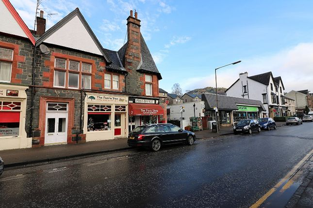 Thumbnail Flat for sale in Main Street, Stirling