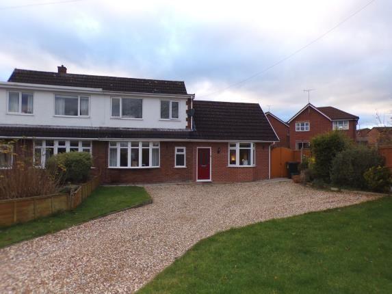 Thumbnail Semi-detached house for sale in Avondale Road, Buckley, Flintshire