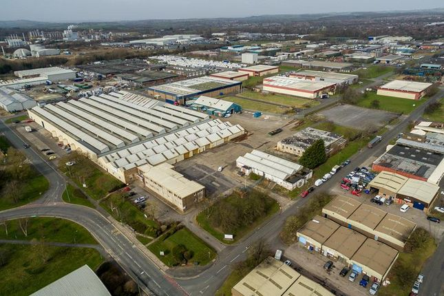 Thumbnail Light industrial to let in Langton Business Centre, Aycliffe Industrial Estate, Newton Aycliffe