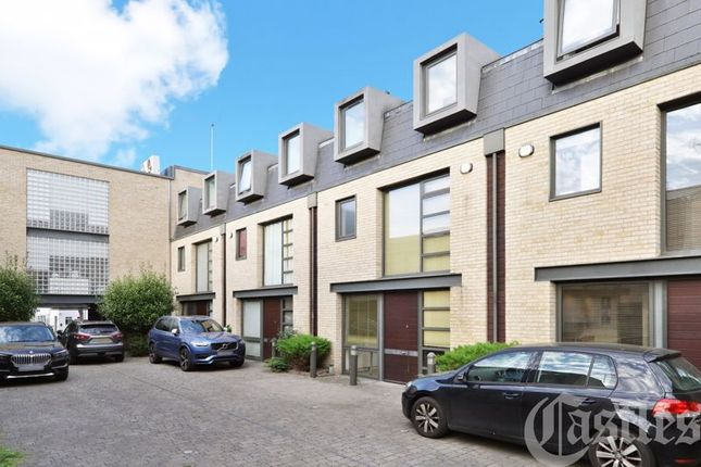 4 bed terraced house for sale in Frederick Place, London N8