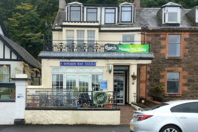 Thumbnail Hotel/guest house for sale in Howard'S Way, 23 Battery Pl, Rothesay, Isle Of Bute