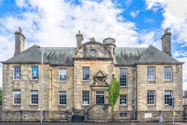 Thumbnail Property for sale in The Mansion House, 1, Ardgowan Square, Greenock