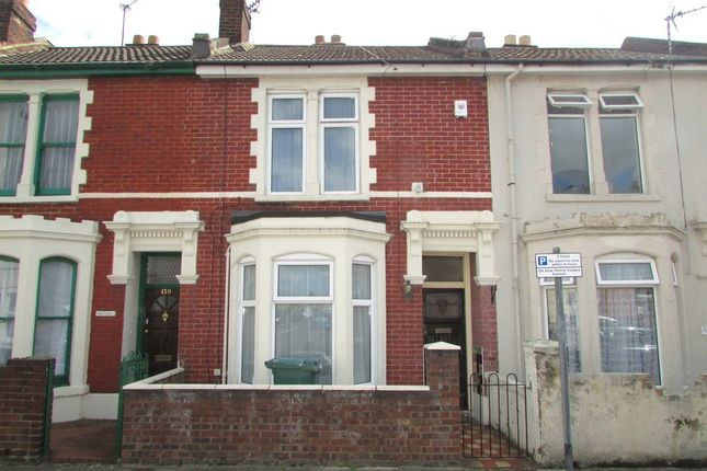 Terraced house for sale in Guildford Road, Fratton, Portsmouth