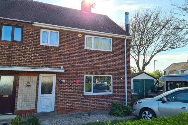 3 bed end terrace house for sale in Highfield, Withernsea HU19