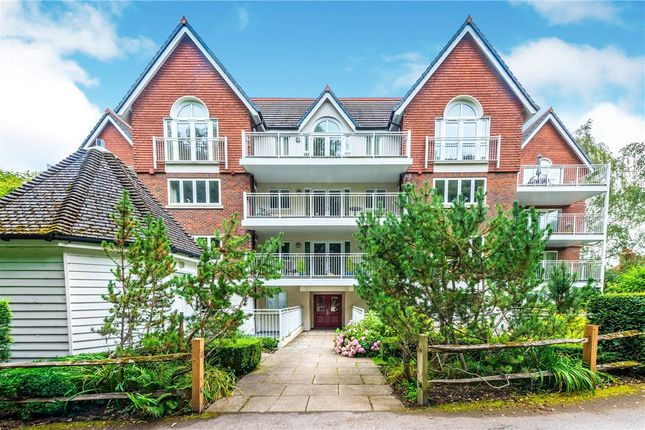 Thumbnail Flat for sale in Ashwood Court, Highgate Road, Forest Row