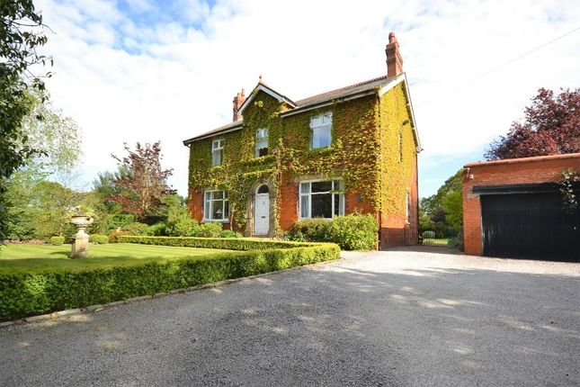 Thumbnail Detached house for sale in Southport Road, Croston