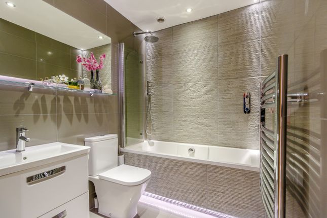 Bathroom of Bishopsmead Parade, East Horsley, Leatherhead KT24