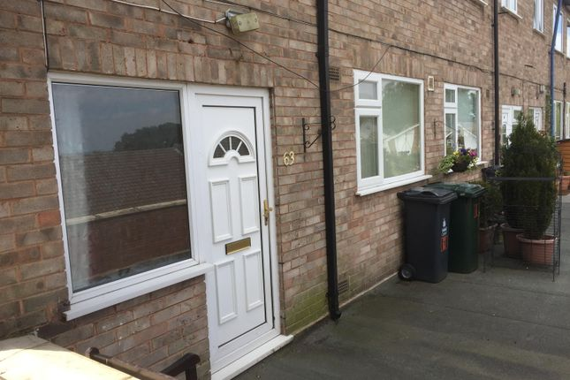 Thumbnail Flat to rent in Blackwood Rd, Streetly