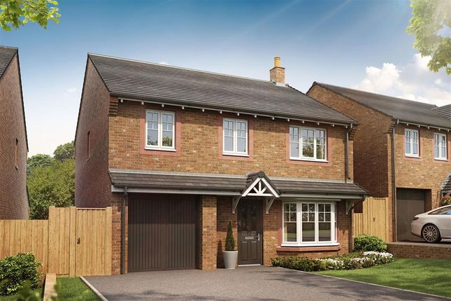 "4 bed detached house for sale in ""The Downham - Plot 80"" at Rufus Road, Carlisle CA1"