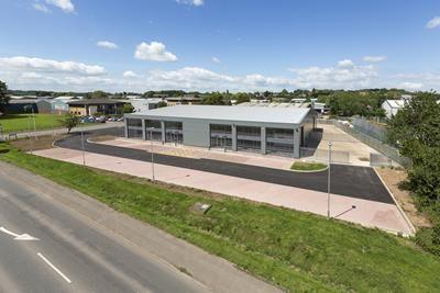 Thumbnail Retail premises to let in Welland Business Park, Unit M3, Valley Way, Rockingham Road, Market Harborough, Leicestershire