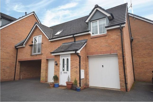 Thumbnail Flat for sale in Mare Close, Whitchurch