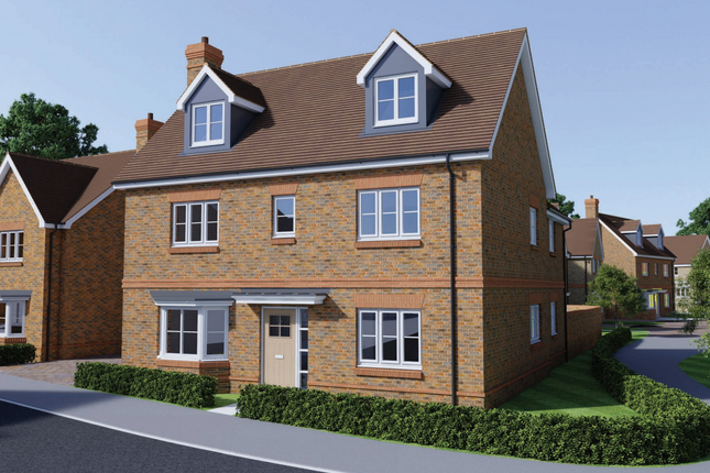 Thumbnail Detached house for sale in The Coriander, Lea Meadow, Peppard Road, Sonning Common, Reading, Berkshire