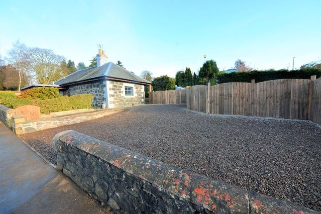 Thumbnail Detached bungalow for sale in Bank Street, Cupar