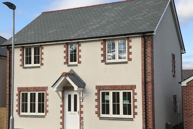 Thumbnail Detached house for sale in Callington Road, Liskeard