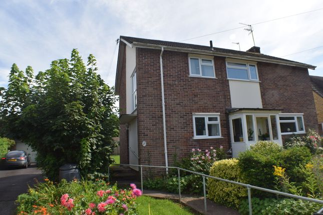 Thumbnail Flat for sale in Church Road, Wembdon, Bridgwater
