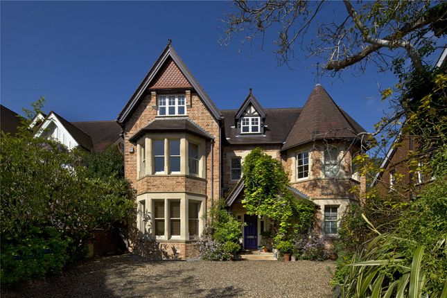 Thumbnail Detached house for sale in Northmoor Road, Oxford