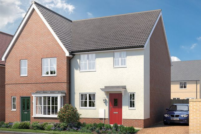 """Property for sale in """"The Leigh"""" at Yarrow Walk, Red Lodge, Bury St. Edmunds"""