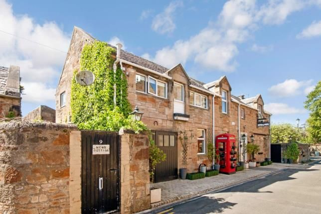 Thumbnail Detached house for sale in Bellevue Lane, Ayr, South Ayrshire