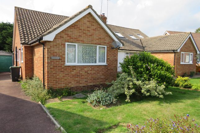 Thumbnail Semi-detached bungalow for sale in Birkdale Close, Worthing
