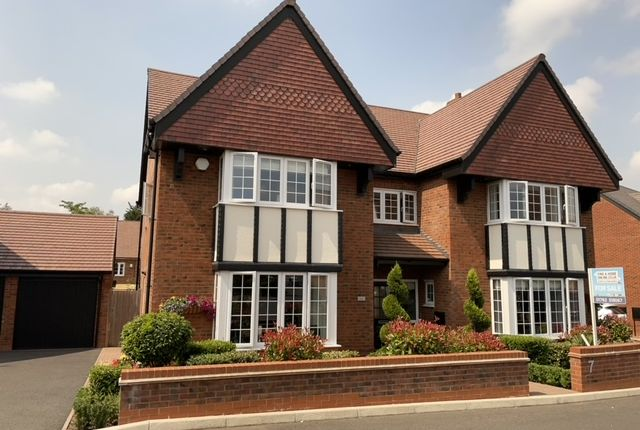 Thumbnail Detached house for sale in Amherst Place, Wedgwood Park, Barlaston